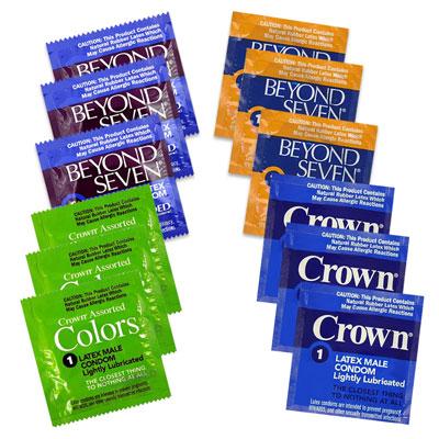 Beyond Seven Condom Sampler