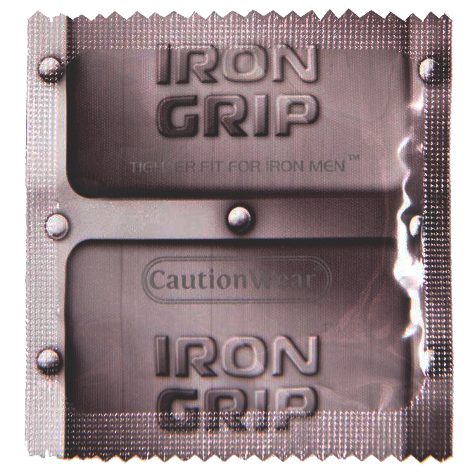 Caution Wear Iron Grip Condoms 2021 Best Condoms to Buy