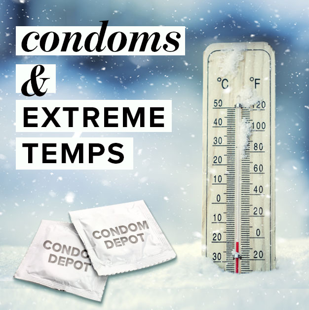Condoms And Extreme Temperatures | Learn More About the Do's & Dont's | Condom Depot