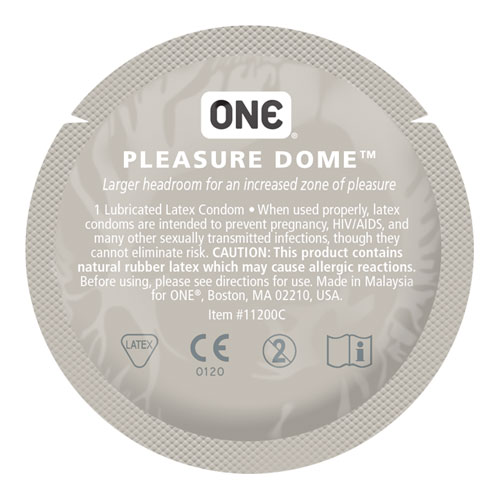 Best Condom for uncircumcised penis - one pleasure dome