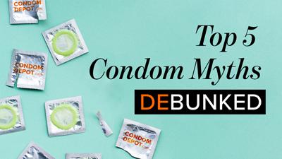 Top 5 Condom Myths Debunked Condom Depot