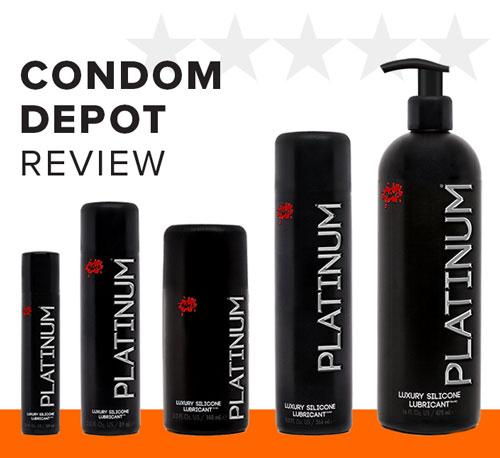 Wet Platinum – A Condom Depot Review