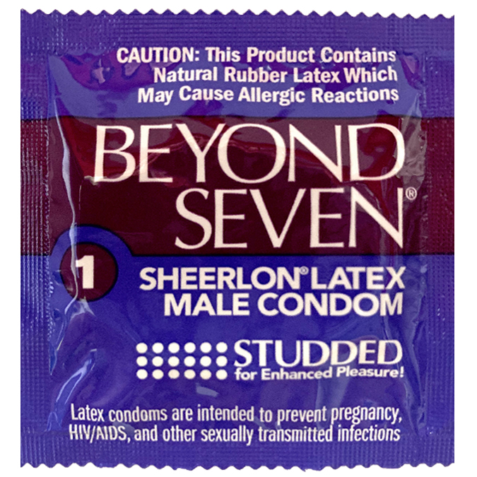 Beyond Seven Studded Condoms 2021 Best Condoms to Buy