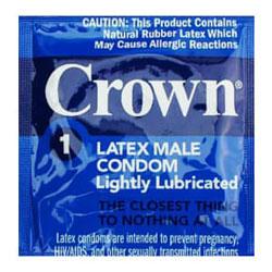 Crown Skinless Skin Condoms - World's Best Condom Awards Winner