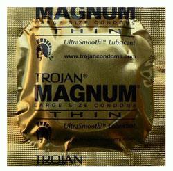 trojan magnum thin - best thin condom